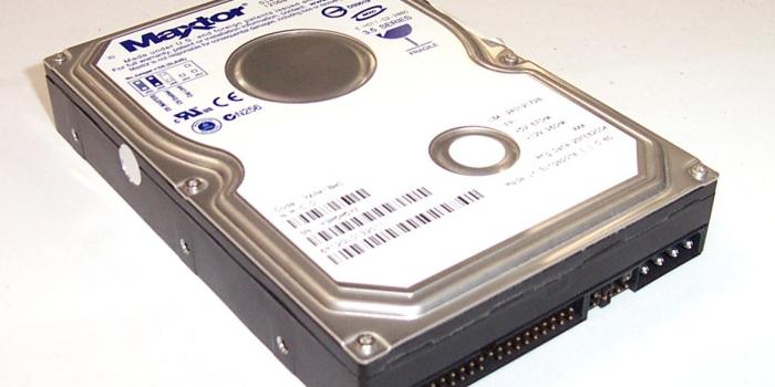 Recupero Dati Hard Disk Interni Maxtor