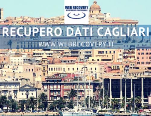 Recupero Dati raid e server a Cagliari
