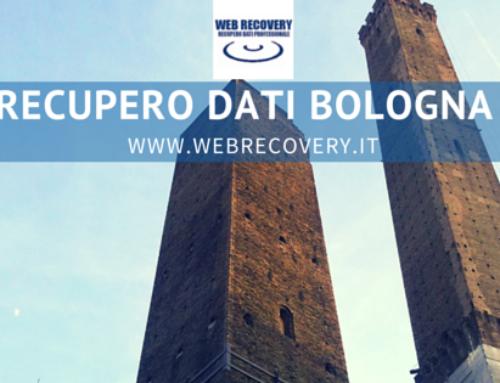 Recupero Dati raid e server a Bologna