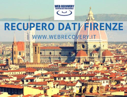 Recupero dati raid e server a Firenze – Toscana