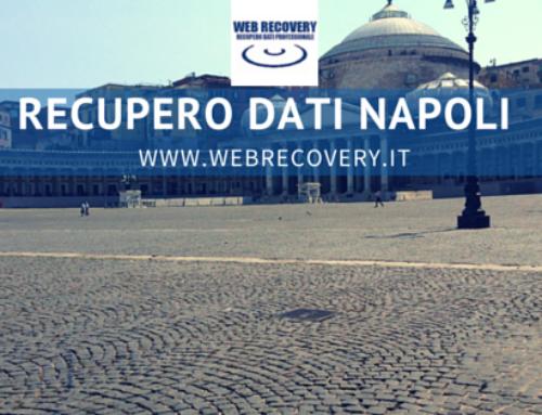 Recupero Dati raid e server a Napoli