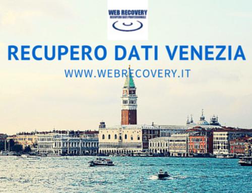 Recupero Dati raid e server a Venezia