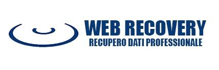 Web Recovery centro recupero dati Logo
